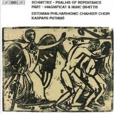 BIS2292. SCHNITTKE Psalms of Repentance PÄRT Magnificat. Nucn Dimittis