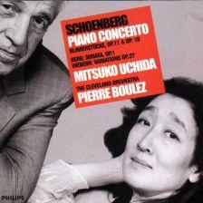 SCHOENBERG; BERG; WEBERN Piano Works – Uchida