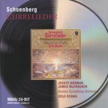SCHOENBERG Gurrelieder – Ozawa