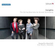 GEN16429. SCHOENBERG String Quartets Nos 1 - 4