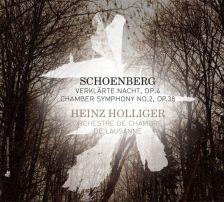 ZZT328 SCHOENBERG Verklärte Nacht. Chamber Symphony No 2
