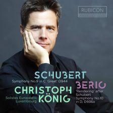 RCD1025. SCHUBERT Symphony No 9 BERIO Rendering