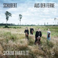 PTC5186 673. SCHUBERT Aus der Ferne (Signum Quartet)