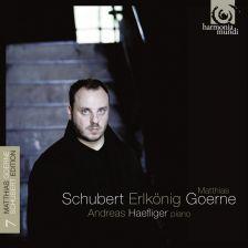 Schubert Lieder, Volume 7: Erlkönig