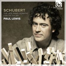 HMC90 2165/66. SCHUBERT Late Piano Sonatas