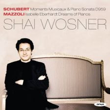 ONYX 4136. SCHUBERT Moments Musicaux. Piano Sonata No 20