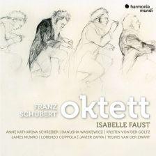HMM90 2263. SCHUBERT Octet (Faust et al)