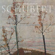 CDA68213. SCHUBERT Piano Sonata. 4 Impromptus