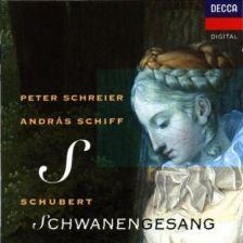 SCHUBERT Schwanengesang – Schreier/Schiff