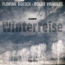 CDA68197. SCHUBERT Winterreise (Florian Boesch)