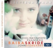C854 131A. SCHUMANN Violin Concertos. Skride/Storgards