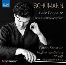8 573786. SCHUMANN Cello Concerto (Gabriel Schwabe)