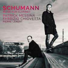 AP153. SCHUMANN Music for Clarinet
