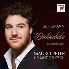 88985 338492. SCHUMANN Dictherliebe and other lieder