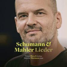 CKD511. SCHUMANN; MAHLER Lieder (Florian Boesch)