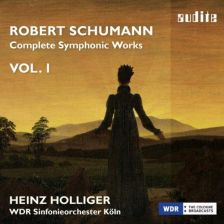 AUDITE97 677. Complete Symphonic Works, Vol 1. Holliger