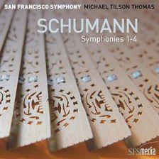 SFS0071. SCHUMANN Four Symphonies