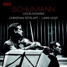 ODE1205 2. SCHUMANN Violin Sonatas Nos 1-3. Christian Tetzlaff