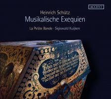 ACC24299. SCHÜTZ Musikalische Exequien