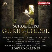 CHSA5172. SCHOENBERG Gurrelieder