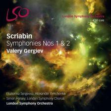 LSO0770. SCRIABIN Symphonies Nos 1 & 2