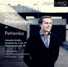 LWC1139. SCRIABIN Symphony No 2. Piano Concerto