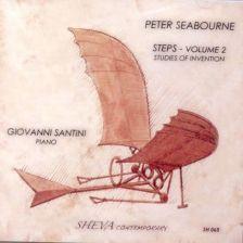 SH065. SEABOURNE Steps Volume 2: Studies of Invention. Giovanni Santini