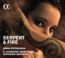 ALPHA250. Anna Prohaska: Serpent and Fire