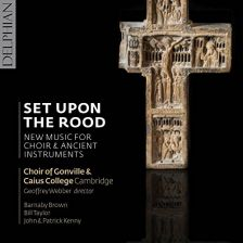 DCD34154. Set upon the Rood