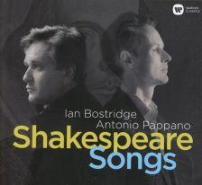 9029 594473. Ian Bostridge: Shakespeare Songs