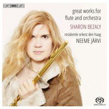 BIS1679. REINECKE; NIELSEN Flute Concertos. Sharon Bezaly
