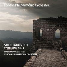 LPO0103. SHOSTAKOVICH Symphony No 7 (Masur)
