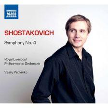 8 573188. SHOSTAKOVICH Symphony No 4. Petrenko