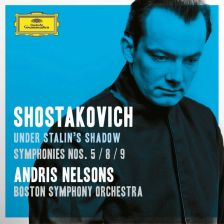479 5201GH2. SHOSTAKOVICH Symphonies Nos 5, 8 & 9