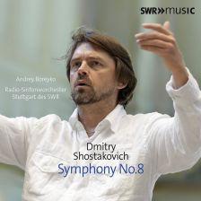 SWR19037CD. SHOSTAKOVICH Symphony No 8