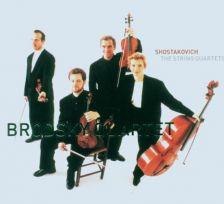 SHOSTAKOVICH The String Quartets – Brodsky