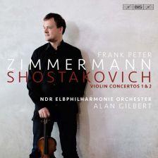 BIS2247. SHOSTAKOVICH Violin Concertos Nos 1 & 2