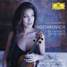 481 1338. SHOSTAKOVICH Violin Concerto No 1. Preludes