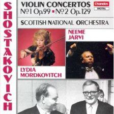 SHOSTAKOVICH Violin Concertos Nos 1 & 2