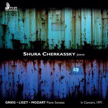 FHR19. Shura Charkassky: Live in Concert, 1971