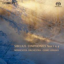 BIS1996. SIBELIUS Symphonies Nos 1 & 4. Osmo Vänskä