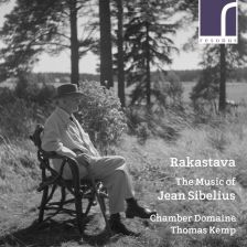RES10205. The Music of Jean Sibelius (Chamber Domaine)