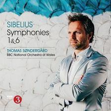 CKD502. SIBELIUS Symphonies Nos 1 & 6