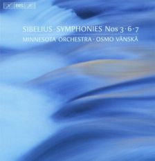 BIS2006. SIBELIUS Symphonies Nos 3, 6 & 7