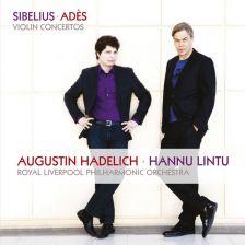 AV2276. SIBELIUS; ADES Violin Concertos