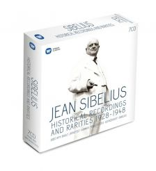 2564 60531-7. The Jean Sibelius Edition - 150th Anniversary Box set