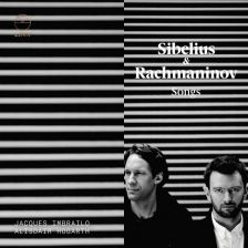 CKD482. RACHMANINOV; SIBELIUS Songs (Imbrailo & Hogarth)