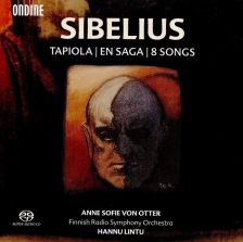 ODE1289-5. SIBELIUS Tapiola. En Saga, Eight Songs