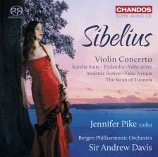 CHSA5134. SIBELIUS Violin Concerto