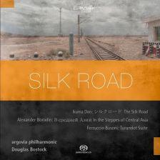 COV91413. DAN The Silk Road BUSONI Turnadot Suite